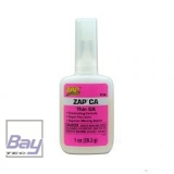 ZAP CA PT-08 Sekundenkleber, dünnflüssig, 28,3g
