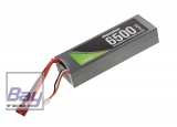 Akku Lipo 7,4V 6500mah 45C T-Plug Stecker Hardcase