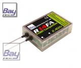 Bay-Tec R14FA 14 Kanal FASST Kompatibler 2,4 GHz Empfänger
