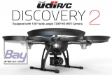 UDI Copter Discovery 2 WiFi mit HD-Kamera