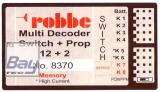 Robbe Multi-Switch-Prop 12+2 Decoder Memory - F-SERIE