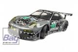 HPI RS4 Sport 3 Flux Falken 4WD Porsche 911 - 1/10 vormontierter 4WD Tourenwagen mit 2.4GHz Fernsteuerung und lackierter Karosserie