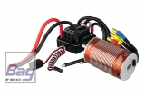 SUMO | 1/8 | M9-Combo Brushless 160A | 2.250KV | sensored & waterproof