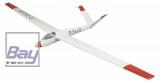 SHK Segelflugmodell, ARC, 4000mm Spw. Bausatz mit Rippenflächen