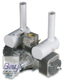 DLE170 Boxer Benzin Motor 170ccm