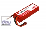 LiPo | 2s1p | 7,4V | 5400mAh | 50C | BRAINERGY | kompatibel mit Deans | HC