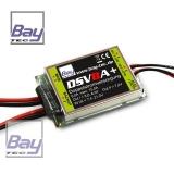 Bay-Tec Doppelstromversorgung DSV8A+  8A/15A BEC Out1=5-6V Out2=7,4V (zbsp. Beleuchtung)
