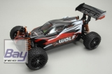 - HOT SUMMER SALE - DHK Wolf Brushed EP 4WD RTR incl. Akku und RC