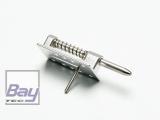 Kabinenhauben Verschluss aus leichtem Aluminium