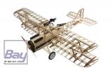 SFM SE5A Kit Laser Holzbausatz 1200mm - Vorbildgetreuer Warbird für Elektro- oder Verbrennerantrieb