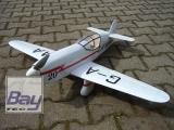 Balsaworx Percival P-6 Mew Gull 1/8 92cm , Lasercut Holzbausatz