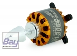 Liomax GT 40CC - KV270 Air Brushless Motor 8-10S 2860W 6394 m. Prop Adapter