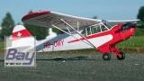 FMS Piper J3 Cub V3 PNP - 1400mm