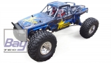 AMXRock Rock Hammer Crawler 1:8, RTR, blau - Das Crawler Monster