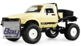 Pick-Up Truck 4WD 1:16 Bausatz Sandfarben - incl. Motor und Lenkservo