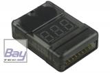 LiPo-Checker | 1-8s | im Gehäuse | einstellbar - Warnfunktion