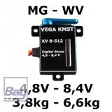 KMST XV 8-512  LV/VH Flächen-Servo
