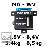 KMST XV 10-612  LV/VH Flächen-Servo
