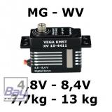 KMST XV 15-4411 LV/HV Servo