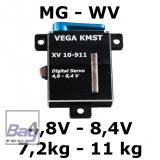 KMST XV 10-911 LV/VH Flächen-Servo
