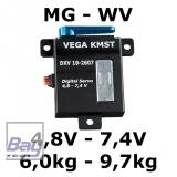KMST DXV 10-2607 LV/VH Flächen-Servo
