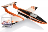 Boomerang Nano (Sport) 1520mm - Attraktiver Sport Jet für Turbinen mit 40 ~ 70 N Schub