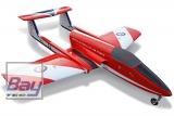 Boomerang Nano (Roulette) 1520mm - Attraktiver Sport Jet für Turbinen mit 40 ~ 70 N Schub