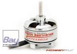 Hobbyfly HF 2806-01D 1000KV Brushless motor w. Prop. Adaptor