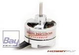 Hobbyfly HF 2806-01A 1650KV Brushless motor W. Prop. Adapter