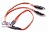 JR Y-Kabel m.Verschluss (HD) 300mm