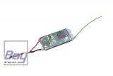 FUTABA R3206SBM 2,4 GHZ T-FHSS - Micro Empfänger - wiegt nur ca. 1g !!!