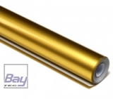 Bay-Tec Bügel-Folie - Metallic-Gold - Breite 64cm - je m