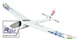 3D Climber Segelflugzeug mit Gyro, 5-Kanal RTF - 780mm