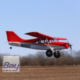 E-flite Maule 1.5m BNF Basic w/AS3X and SS