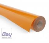 Bay-Tec Bügel-Folie - Dunkel-Gelb Orange - Breite 64cm - je m