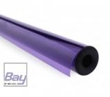 Bay-Tec Bügel-Folie - Transparent-Violett - Breite 64cm - je m