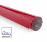 Bay-Tec Bügel-Folie - Carmin-Rot - Breite 64cm - je m