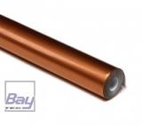Bay-Tec Bügel-Folie - Metallic-Kupfer - Breite 64cm - je m