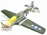 P51 Mustang incl. Antrieb und RC Anlage