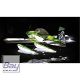 PREMIER AIRCRAFT RV-8 SUPER PNP ORANGE NIGHT MIT AURA 8 UND NACHTFLUGBELEUCHTUNG - 1925mm