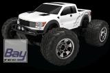 HPI Savage XS RTR mit Ford SVT Raptor 1/12 vormontierter 4WD Monster-Truck mit 2.4GHz Fernsteuerung und lackierter Karosserie