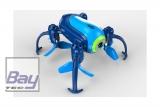 Udi Piglet WiFi Mini Drohne blau Multicopter mit Fernsteuerung und Kamera