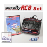 aerofly RC8 Flugsimulator  mit USB-FlightController