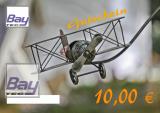 10 EUR Gutschein für www.bay-tec.de