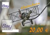 20 EUR Gutschein für www.bay-tec.de