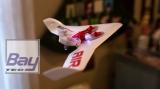 Inductrix Switch Air BNF -   Drohne und Flugzeug ein einem – doppelter Flugspaß in einem Modell! Der Blade Inductrix Switch Air erweitert die Vielseitigkeit des beliebten Inductrix Switch Hovercrafts von Quadrocopter bis hin zu Nurflügel mit nur wen