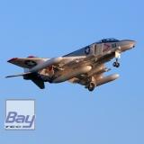 F-4 Phantom II 80mm EDF BNF BASIC- 910mm - Die E-flite F-4 Phantom II 80-mm-EDF ist ein Scale Modell der Extraklasse, mit beeindruckender Leistung und genialen Flugeigenschaften. Mit den AS3X- und SAFE Select-Technologien wird mehr Piloten als je zuvor er