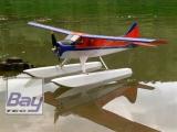 Schwimmer Bausatz 1200 Lasercut Balsaworx Holzbausatz