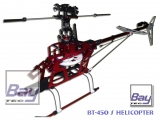 BT-450S Barebone Helikopter 700mm Rotor