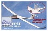 DG-1000 EPO 2010mm ARF mit Klapptriebwerk incl. Mixermodul